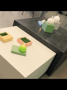 Rénovez votre mobilier grâce aux Kits Béton Ciré DIY